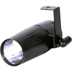 LED pinspot ADJ, 1212100001, 3 W, studená bílá