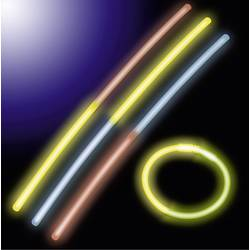 Sada svietiacich tyčiniek Neon-Knick C-10.205x5-2cmx, 20 cm, 10-dielna, farebná