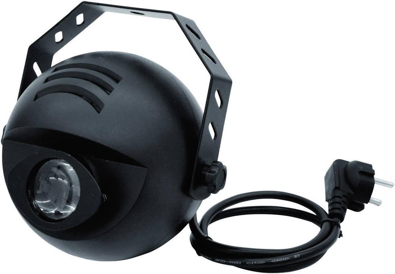 Efektový DMX LED reflektor Eurolite LED H2O s vodným efektom