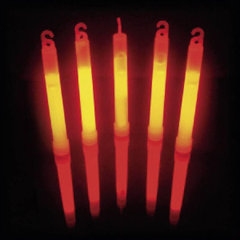 Svítící tyč Knick Light P-150x15red, 15 cm, červená