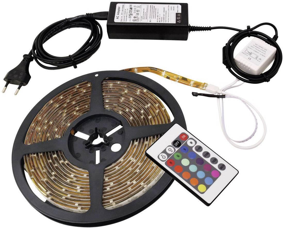 RGB LED pásek SMD5050 Eurolite, 50532010, 5 m