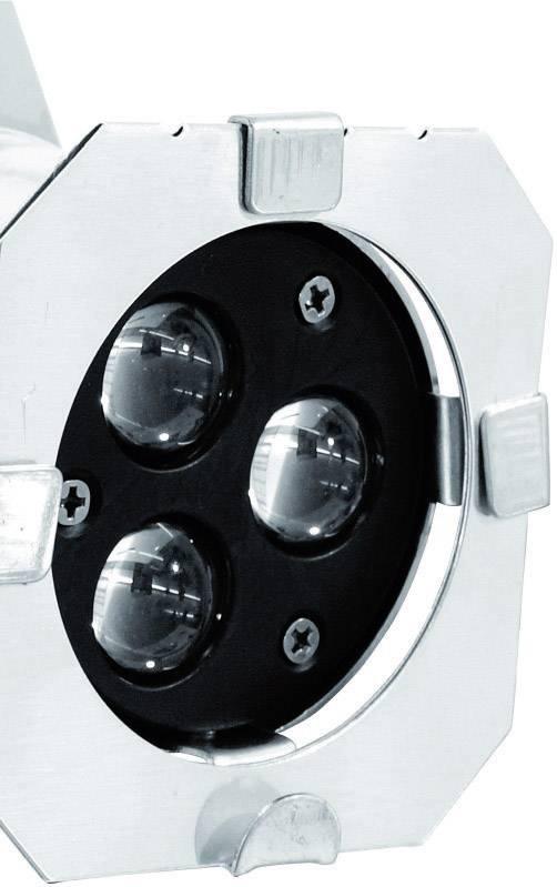LED reflektor Eurolite PAR-16, 51913547, 9 W, teplá bílá