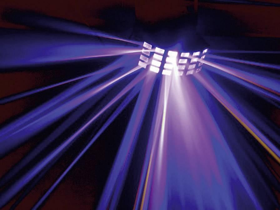 Efektový DMX LED reflektor Eurolite D-400 RGBAW