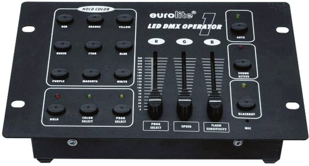 DMX kontrolér Eurolite Operator 1 5-kanálový