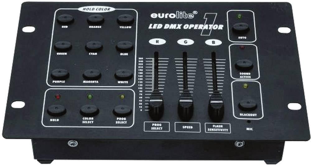 DMX kontrolér Eurolite Operator 1 70064501, 5kanálový