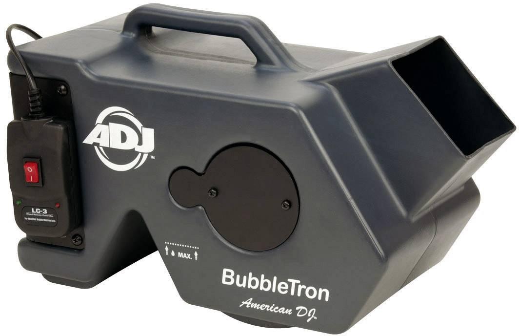 Výrobník bublin ADJ Bubble Tron, černá