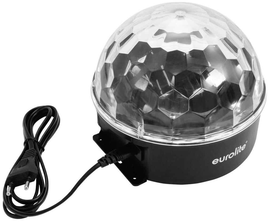 LED efektový reflektor Eurolite LEDBC-2, 51918802, 3 W, multicolour