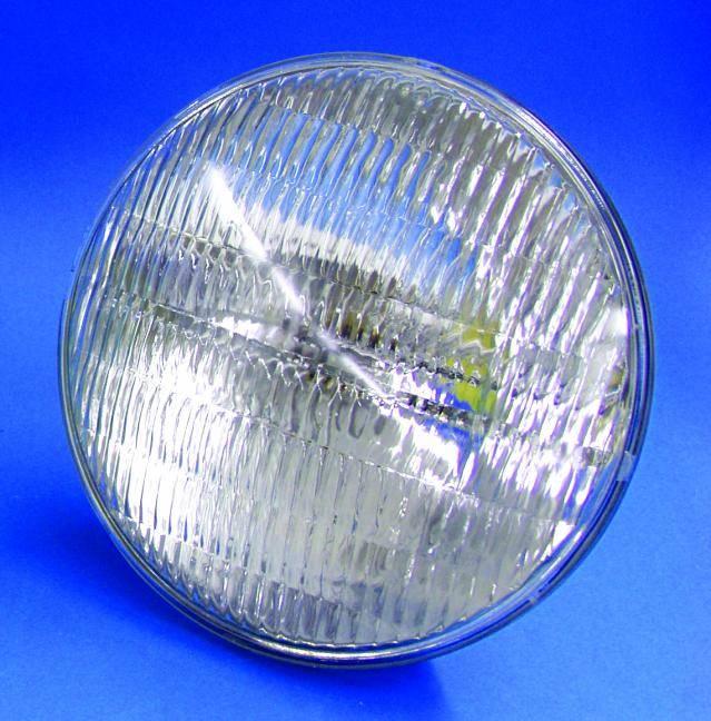 Wolframová žiarovka Omnilux PAR-64 NSP, 240V/500W GX16d, 300 h