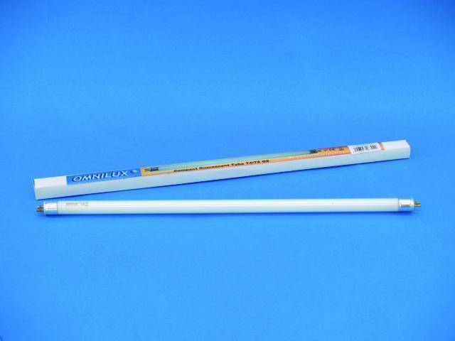 Trubicová žiarovka Omnilux T4 325 mm, G5, 230V/8W, 5000 h, 6400 K