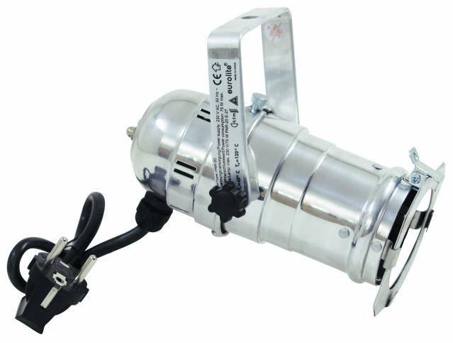 Halogénový reflektor Eurolite PAR-20, 42103582, 75 W, biely