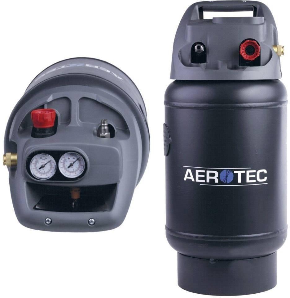 Pneumatická nádrž Aerotec Tanky 2009592, objem tlak. nádoby 14 l