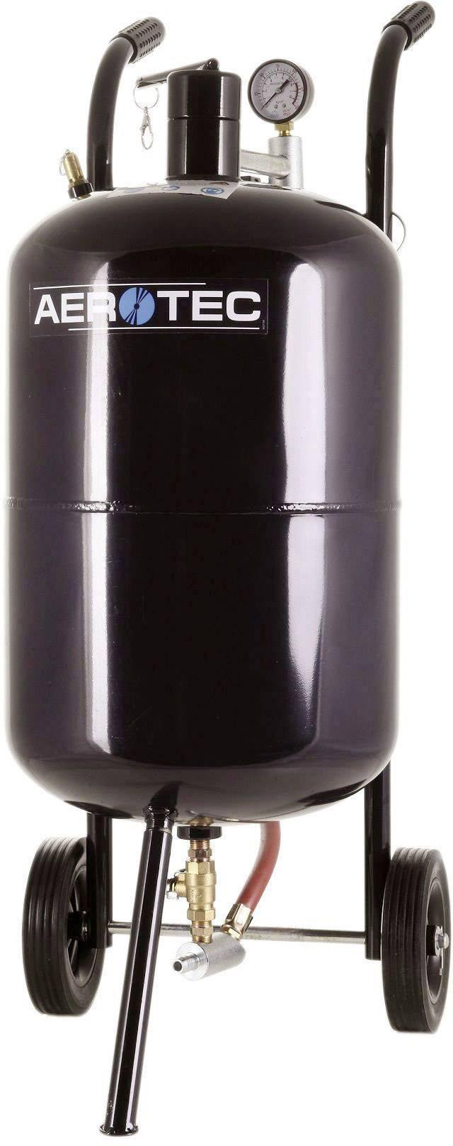 Mobilní otryskávač Aerotec 2009536, objem tlak. nádoby 36 l, Tlak (max.) 6.3 bar