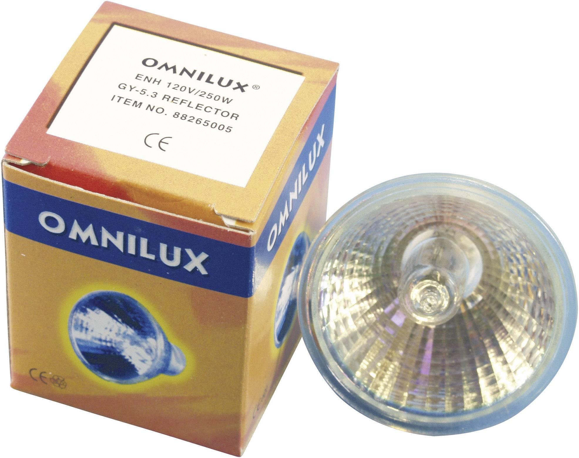 Žiarovka Omnilux 120 V/250 W, GY5.3