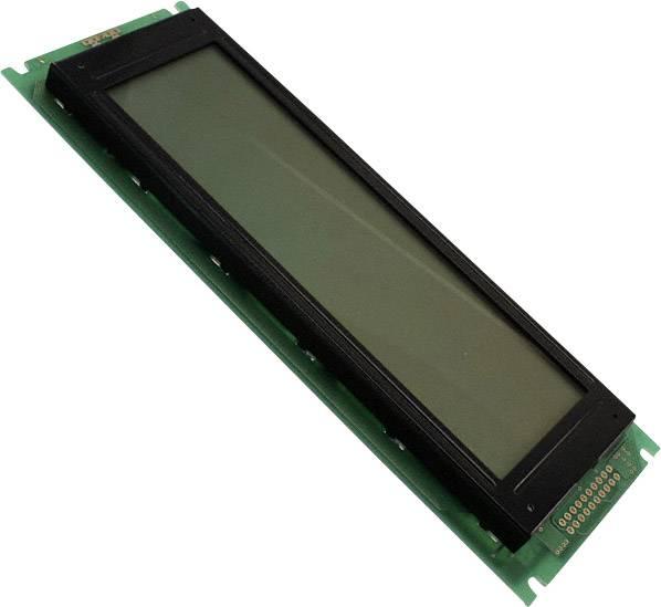 Grafický displej LUMEX LCM-S24064GSF LCM-S24064GSF, 240 x 64 pix, (š x v x h) 65 x 14 x 180 mm, šedá, zelená