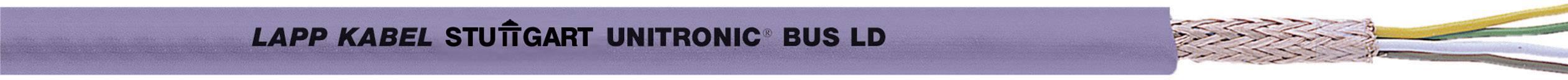 Sběrnicový kabel LappKabel UNITRONIC® BUS 2170204, vnější Ø 7.10 mm, fialová, metrové zboží