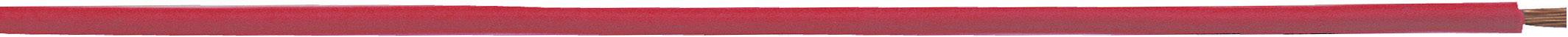 Opletenie / lanko LappKabel 4510012S H05V-K, 1 x 0.75 mm², vonkajší Ø 2.70 mm, 250 m, čierna