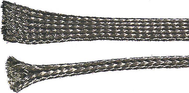 Měděný oplet Lappkabel, 61721380, 4 - 10 mm