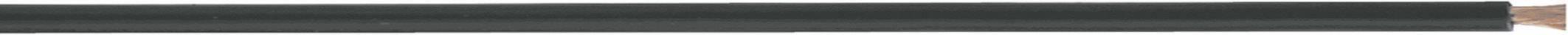 Merací vodič LappKabel 4560033S LiFY, 1 x 1.50 mm², vonkajší Ø 3.70 mm, metrový tovar, čierna