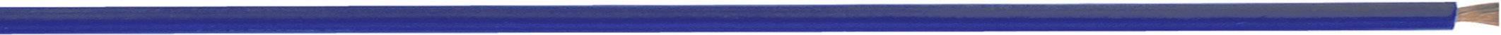 Merací vodič LappKabel 4560014S LiFY, 1 x 0.75 mm², vonkajší Ø 2.50 mm, metrový tovar, modrá