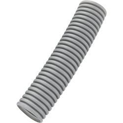 Ochranná hadica na káble TRU COMPONENTS TC-BGR16P203 1593434, 10.70 mm, sivá, metrový tovar