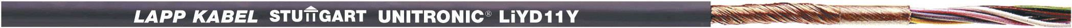 Datový kabel UNITRONIC LIYD11Y 2x0,25