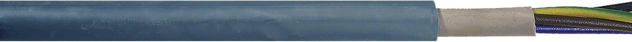 Zemný kábel LappKabel NYY-J 15500013, 3 x 1.50 mm², metrový tovar, čierna