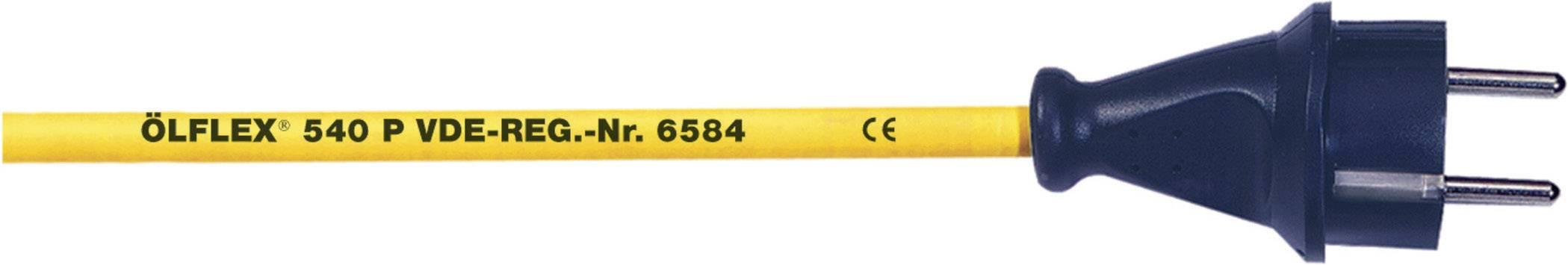 Připojovací kabel NETZFLEXR 3G0,75 5000
