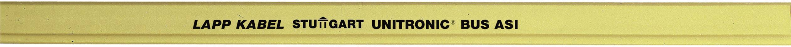Sběrnicový kabel LappKabel UNITRONIC® BUS 2170228, žlutá, 100 m