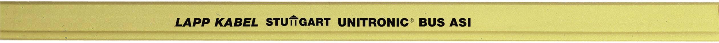 Sběrnicový kabel LappKabel UNITRONIC® BUS 2170228, žlutá, metrové zboží