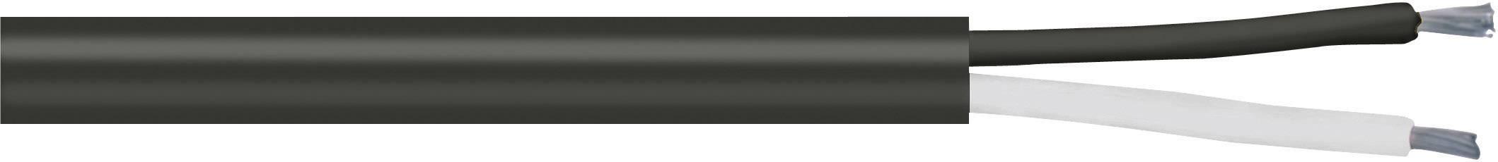 Termočlánkové vedenie LappKabel 0162040, 2 x 0.50 mm², vonkajší Ø 5.50 mm, metrový tovar, zelená, biela