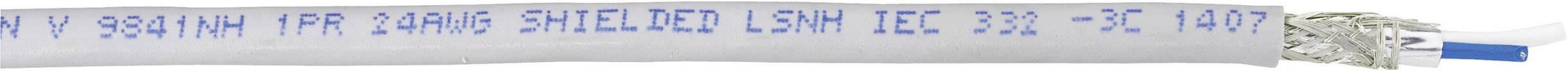 Datový kabel pro RS 485, šedý5,8 mm