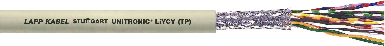 Dátový kábel LappKabel 0035820 UNITRONIC® LiYCY (TP), 2 x 2 x 0.75 mm², sivá, metrový tovar