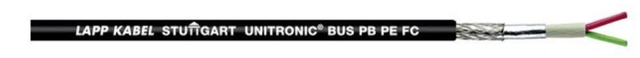 Sběrnicový kabel LAPP UNITRONIC® BUS 2170225, vnější Ø 9.80 mm, fialová, metrové zboží