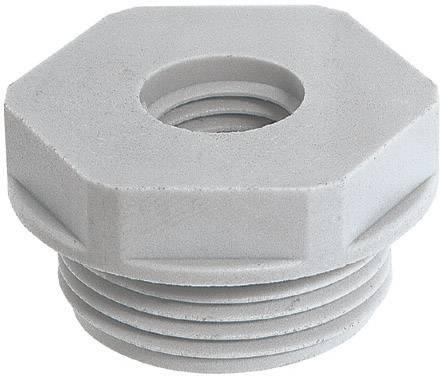 Redukce šroubové spojky LappKabel KU-M 50x1,5/40x1,5 (52104486), M50, světle šedá (RAL 7035)