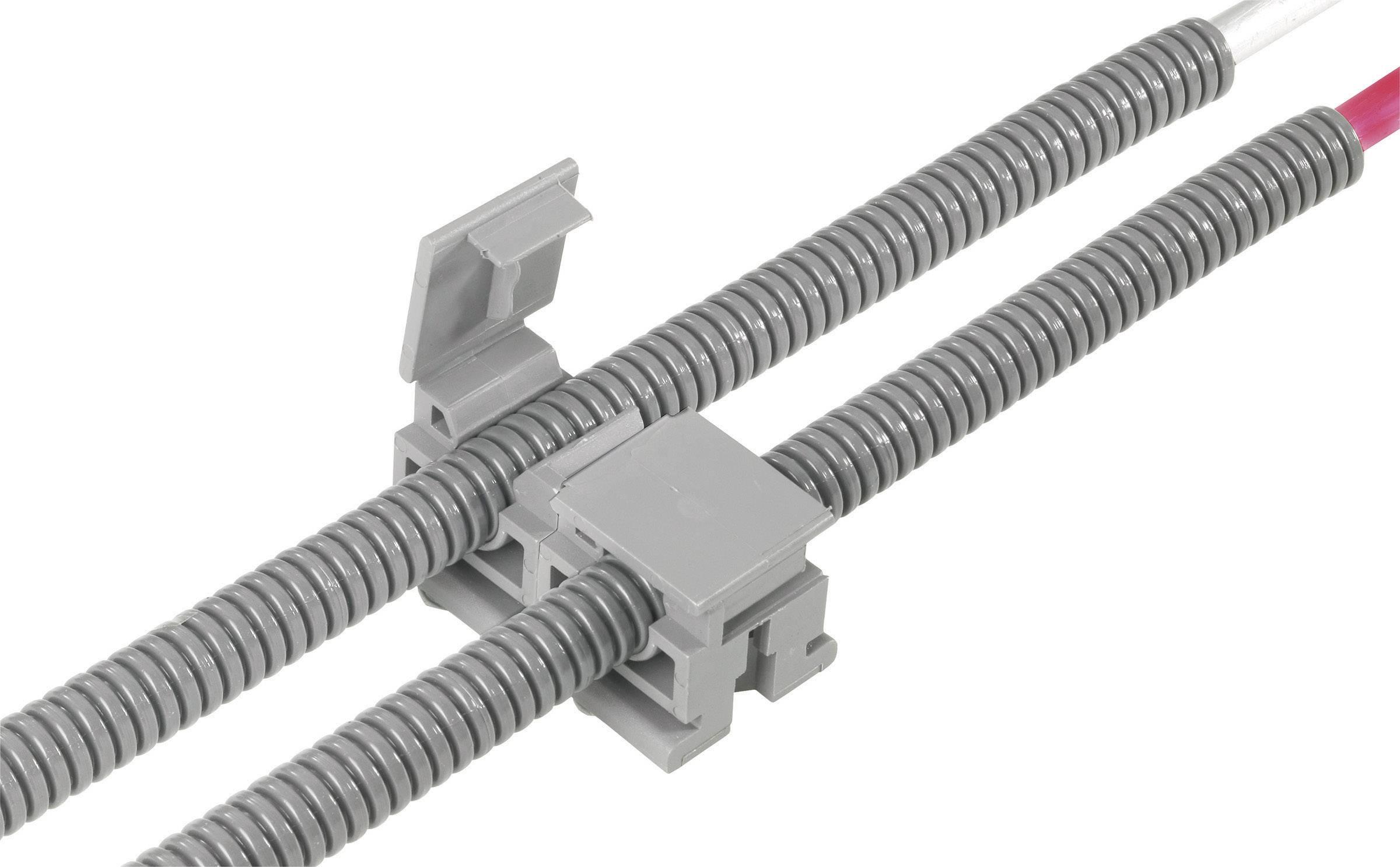 LappKabel SILVYN® KLICK-RH PG 7 65500300, 6.50 mm, sivá, 1 ks