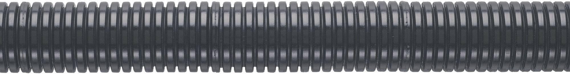 LappKabel SILVYN® FPAS 21 61754035, 16.70 mm, čierna, metrový tovar