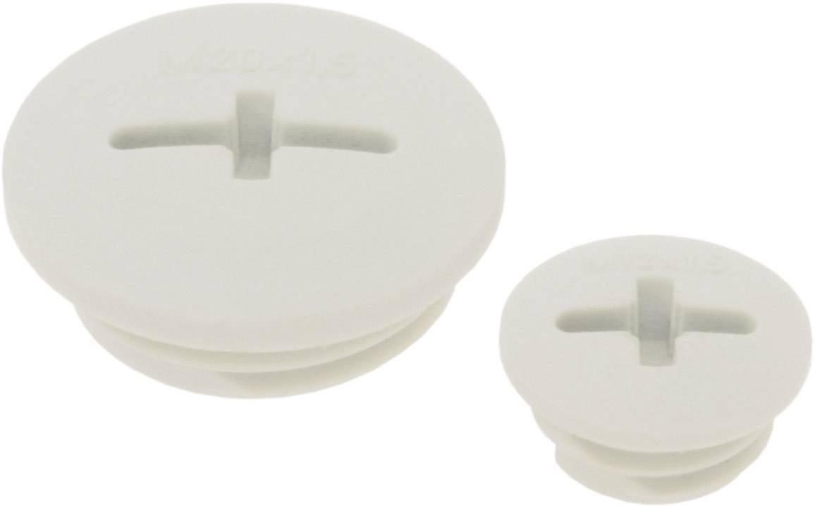 Záslepka LappKabel Skindicht® BLK-GL-M40 (52006153), IP54, M40, polyamid, černá (RAL 9005)