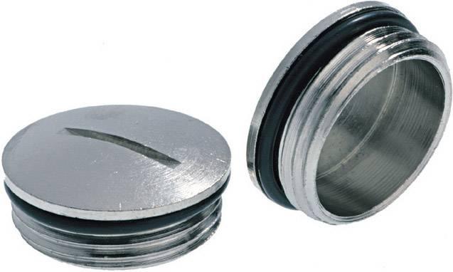 Slepý kryt Skindicht BL M12 x10 šedý