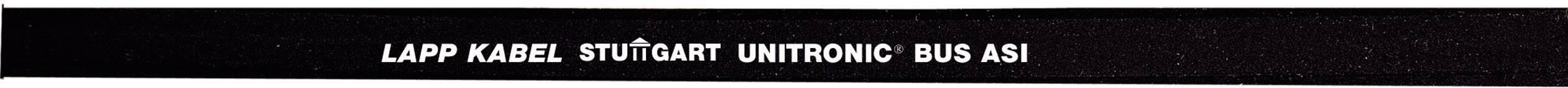 Zbernicový kábel LappKabel UNITRONIC® BUS 2170229, čierna, metrový tovar