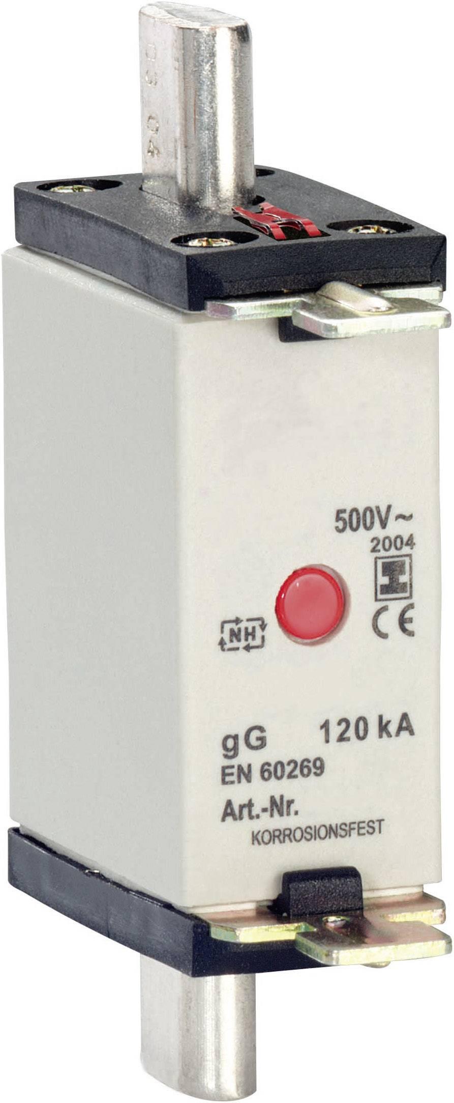 NH poistka Bals Elektrotechnik 9399, veľkosť poistky 000, 16 A, 500 V/AC