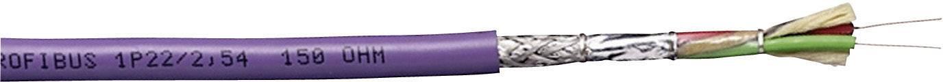 Zbernicový kábel Nexans 44475989, vnější Ø 7.80 mm, fialová, metrový tovar