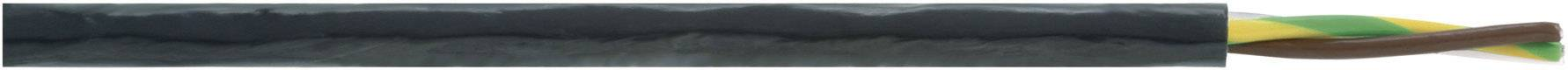 Vysokoteplotné vedenie LappKabel ÖLFLEX® HEAT 260 MC 0091305, 2 x 0.75 mm², vonkajší Ø 4.20 mm, 500 V, metrový tovar, čierna