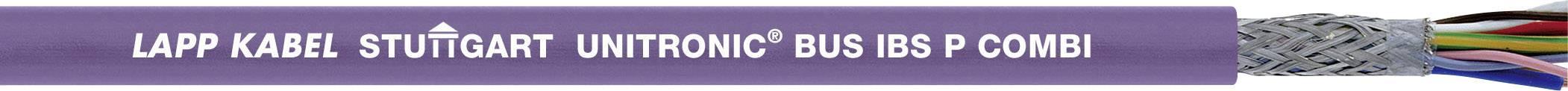 Zbernicový kábel LappKabel UNITRONIC® BUS 2170208, vnější Ø 7.90 mm, fialová, metrový tovar
