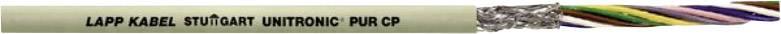 Dátový kábel LappKabel 0032852 UNITRONIC® PUR CP (TP), 4 x 2 x 0.25 mm², kremencová sivá (RAL 7032), metrový tovar