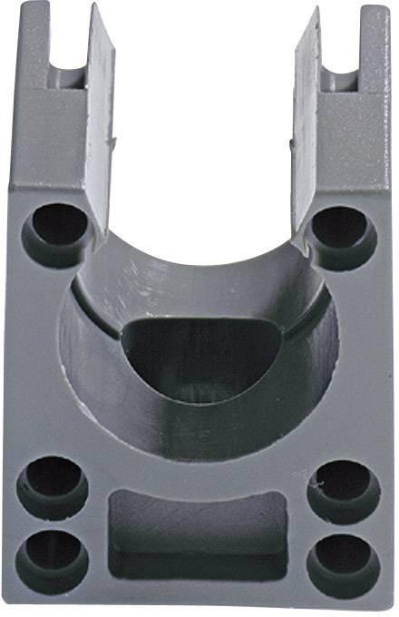 LappKabel SILVYN® KLICK-S 9 GY 61811120, 13 mm, sivá, 1 ks