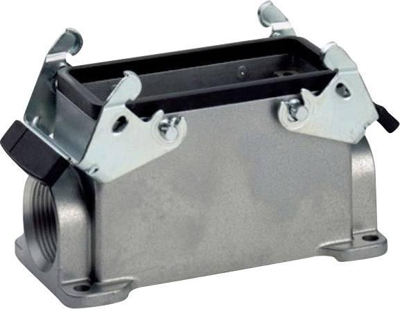 LappKabel EPIC® H-B 24 SGRL M25 ZW. (19105000), IP65, šedá