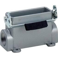Soklové pouzdro, kov, 1 podélný třmen, 1 kabelový vstup série H-A 16  19567100 LAPP 1 ks