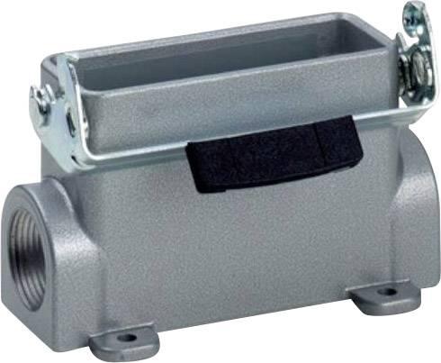 Soklové pouzdro, kov, 1 podélný třmen, 1 kabelový vstup série H-A 16 19567100 LappKabel 1 ks
