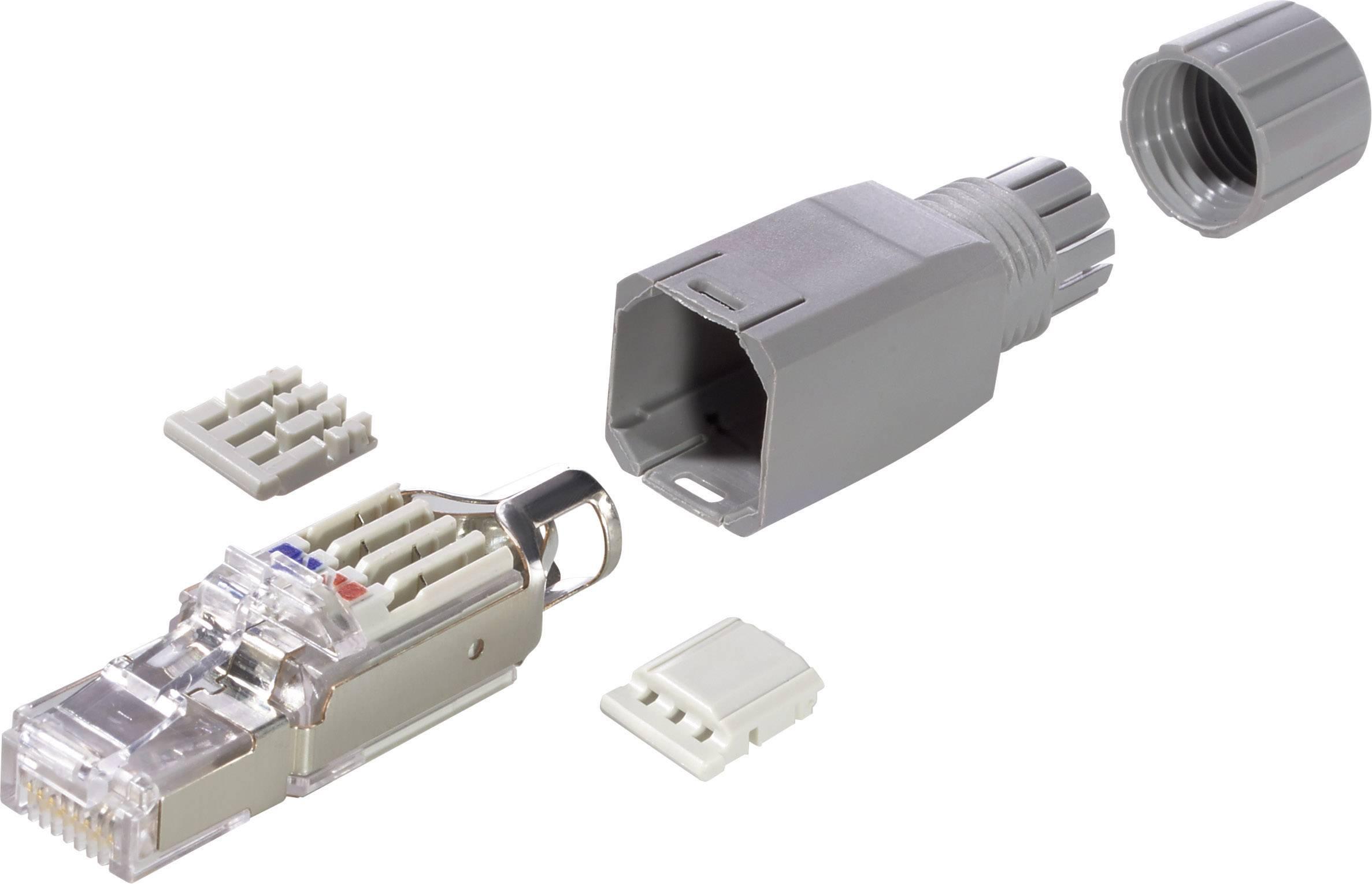 Konektor RJ45 LappKabel FM45 (21700540), IP20, zástrčka rovná, AWG 23-27