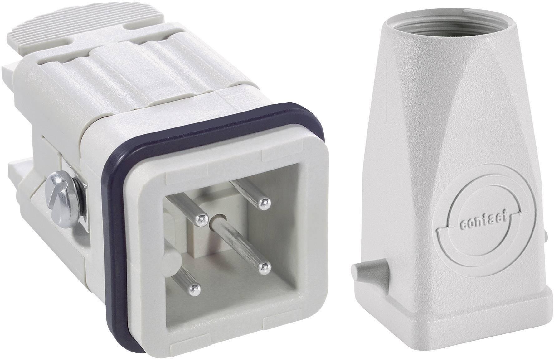 Sada konektorů EPIC®KIT H-A 3 75009601 LAPP 3 + PE šroubovací 1 sada